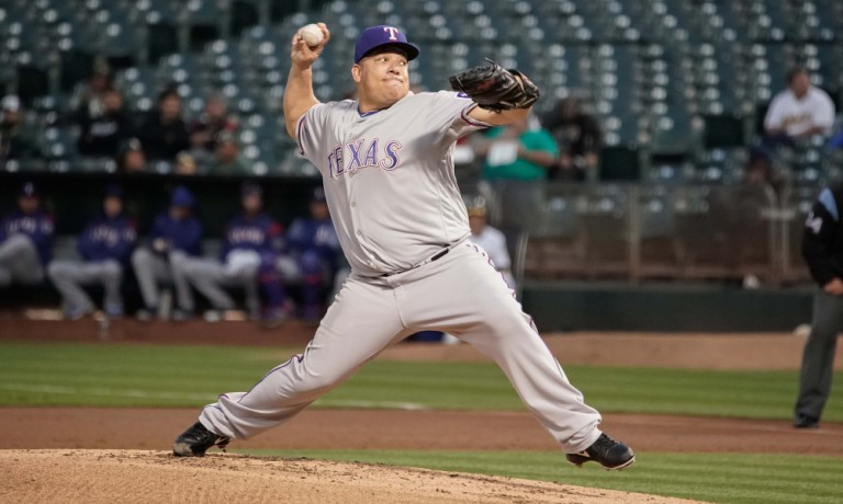 USP MLB: TEXAS RANGERS AT OAKLAND ATHLETICS S BBA OAK TEX USA CA