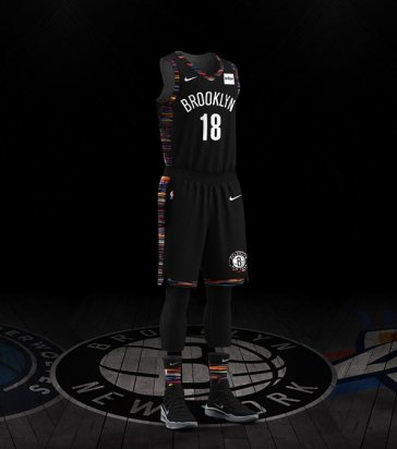 """differently e97da 8924f Ranking The 2018-2019 NBA """"City Edition"""" Uniforms By: Peter ..."""