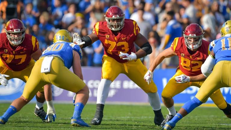 USC Football vs. UCLA